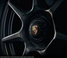 Carbon Wheels for 911 Turbo S Exclusive Series