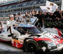 FIA WEC: 1-2 for Porsche 919 at COTA
