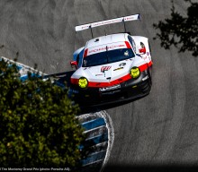 IMSA: Porsche GT Team Scores 5th Podium in USA