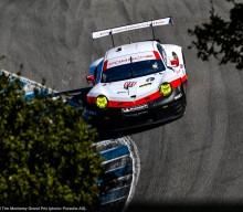 IMSA: Porsche GT Team Scores 5th Podium in USA