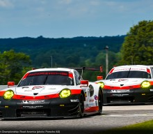 Porsche Aims for Second Win at VIR