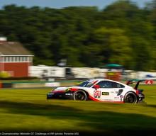 IMSA: Difficult VIR Qualifying for Porsche