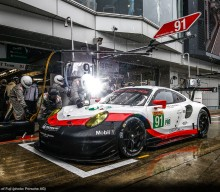 FIA WEC: Double Podium for 911 RSR
