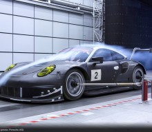 Developing the 2018 911 RSR