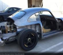 Emory Motorsports Teases 356 RSR Build at SEMA