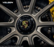 Velgen Forged Pairs 991 Turbo S with VFDB10