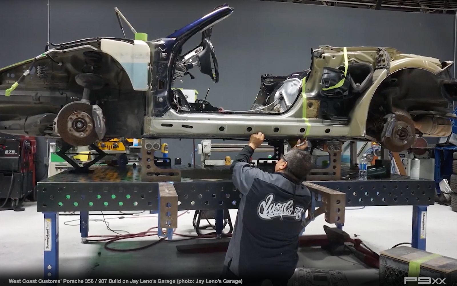 10 Things We Learned About West Coast Customs 356 987 Build P9xx