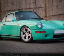 Mint Green Ruf CTR Clubsport Planned for RM Sothebys Paris