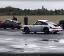 Video: Are These 964s are Singer Williams 4-Valve Flat Six Test Mules?