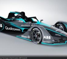 Gen2 Formula E Car Design Revealed