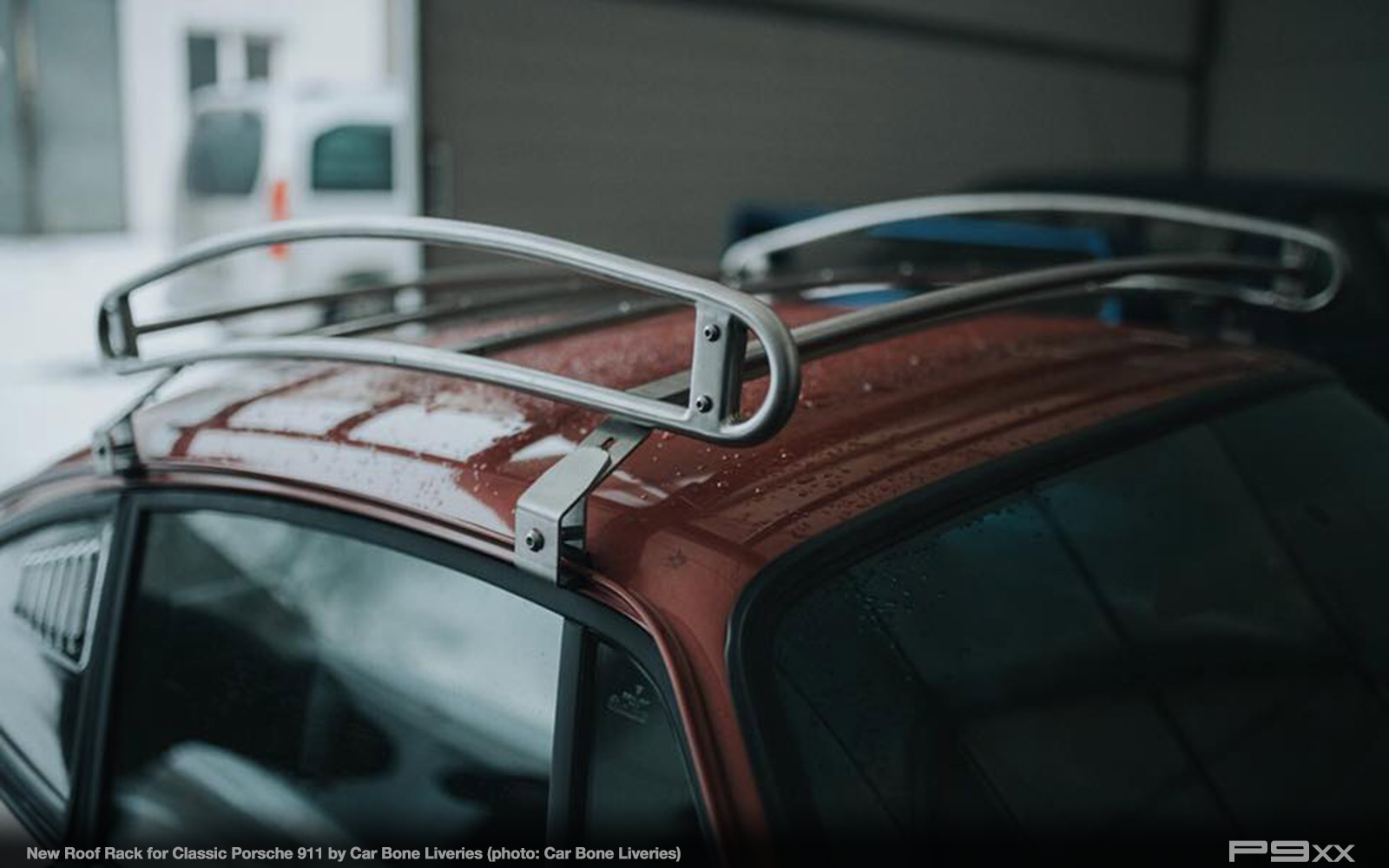 Roof Rack For Classic 911 From Car Bone Liveries P9xx