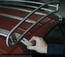 Roof Rack for Classic 911 from Car Bone Liveries