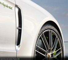 Strong Demand for Panamera Hybrids