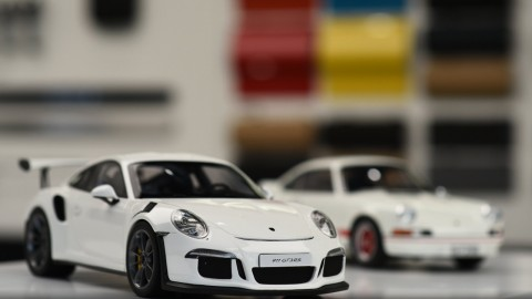 Porsche Opens 100th Sales Site in China