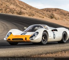 RM Sotheby's Confirms Porsche 908 Works 'Short-Tail' for Monterey