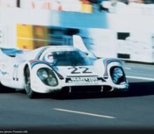 Le Mans-Winning Porsche 917 Set for Amelia Island