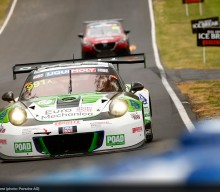 911 GT3 R Strong at 12 Hours of Bathurst