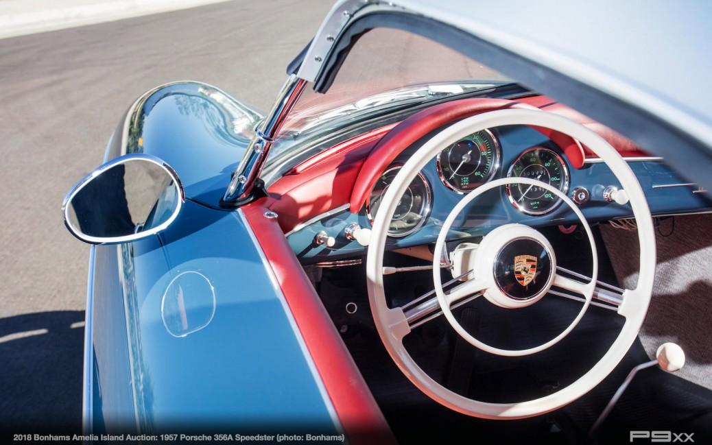 Bonhams Plans Several Porsches in Amelia Island Sale – P9XX