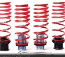 H&R VTF Adjustable Lowering Springs for Porsche 911