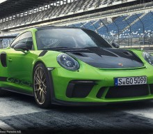 In Detail: The New 911 GT3 RS