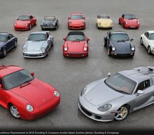 Gooding & Co. with 50 Years of Porsche at Amelia Island Sale