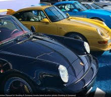 Trio of Exceptional 90s 911s Planned for Gooding & Co. Amelia Island