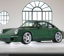 RUF Reinvents Another Legend with Monocoque SCR 2018