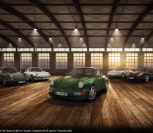Techno Classica: 70 Years of Porsche, 30 Years of 964