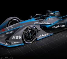 Formula E: Covers Come off Next-Gen Racer