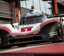 Porsche 919 Evo Shatters F1 Lap Record at Spa