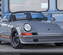 Porsche 911 Speedster Backdate by dp Motorsport