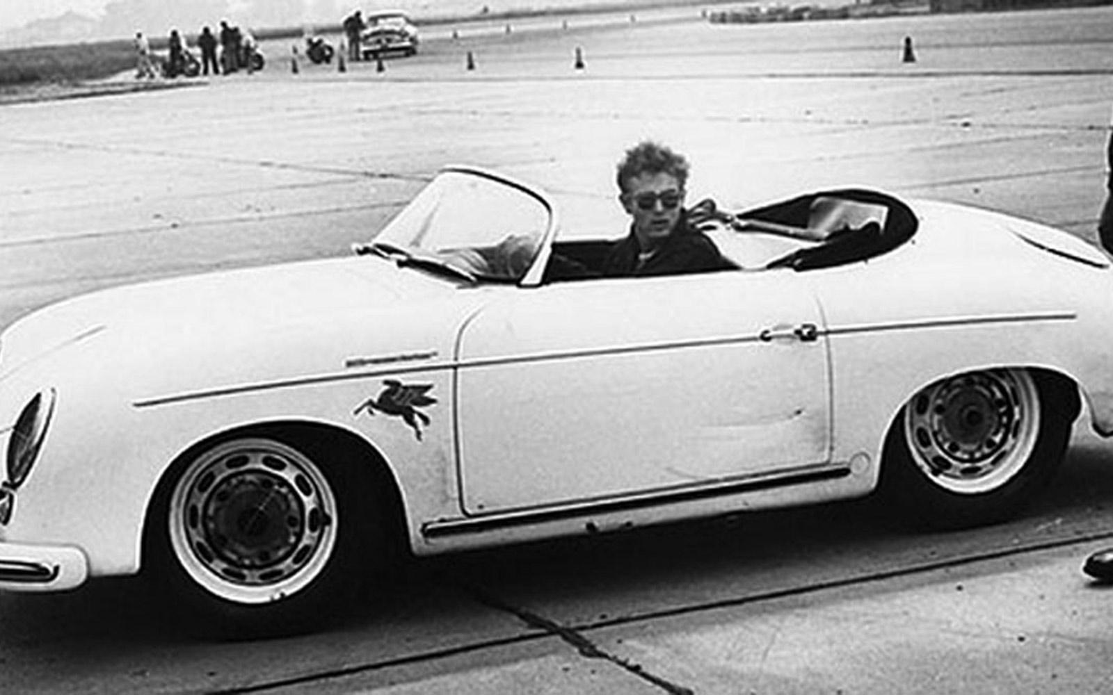 James Dean S Porsche 356 Speedster Allegedly Found P9xx