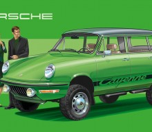 What If Porsche Built the Cayenne in the 1970s?