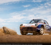 First 959 Paris-Dakar Ever Offered for Public Sale Planned for 70th Anniversary Auction