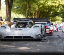 Volkswagen I.D. R Pikes Peak Goes In Search of Records at Goodwood