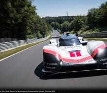 "5:19.55 Minutes. Porsche 919 Hybrid Evo Record at ""Green Hell"""