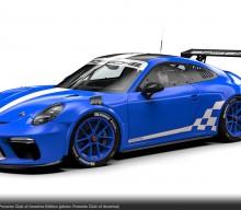 Porsche 911 GT3 Cup PCA Edition Announced