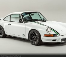 Paul Stephens 911 Le Mans Classic Clubsport