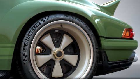 Michelin to Showcase Singer DLS at 2018 Goodwood FOS