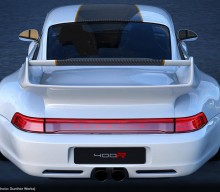 Cool 993 Style Taillight Cluster from Gunther Werks