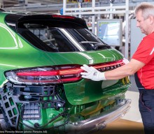 Start of Production for New Macan