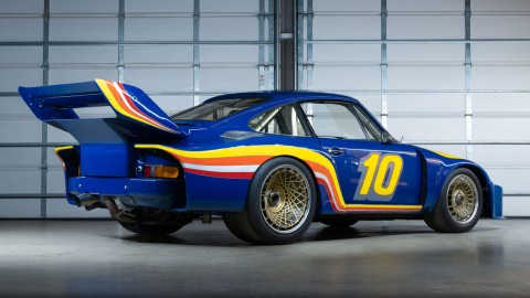 Gooding & Company Reveal Competition Porsches for Amelia Island Sale