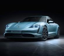 Porsche Adds Taycan 4S